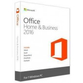 Office Home & Business 2016 Win Inglês EuroZone Medialess P2