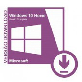 Windows Home 10 32-bit/64-bit All Lng PK Lic Online DwnLd NR - Licença ESD