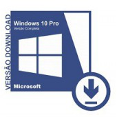 Windows Pro 10 32-bit/64-bit All Lng PK Lic Online DwnLd NR - Licença ESD