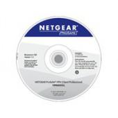 NETGEAR ProSafe VPN Client Software (Licenças electrónicas) - 90 dias de garantia