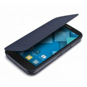 Flip cover alcatel pop c9 black fc7047