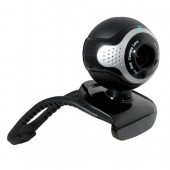 Webcam 300K com microfone incorporado
