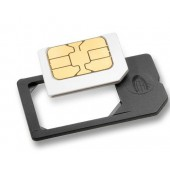 Adaptador micro sim iphone4