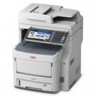 MC780dfnfax - Multifunções 4 em 1, Impressão e cópia 40ppm cor/ 40 ppm mono, Impressão e dig. LED duplex, 160GB, 33.6 Kb