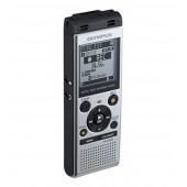 WS-852 (4GB) - Gravador de audio com reprodução de MP3, inclui bateria - Silver