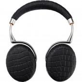 Zik 3 Parrot by Starck Black Croc - Auriculares sem fios com tecnologia e design elaborados, redução adaptativa do ruído