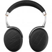 Zik 3 Parrot by Starck Black Overstitched - Auriculares sem fios com tecnologia e design altamente elaborados, redução a