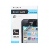 Protetor belkin iphone4 clearscreen f8z678cw