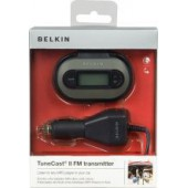 Transmissor fm portatil tune cast ii belkin f8v3080eablkp