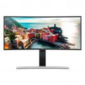 S34E790 - Monitor Curvo 34 LED, UWQHD, Brilho: 300nits, Tempo de resposta: 4ms, 2x HDMI, Display Port, USB Hub, Mega Co