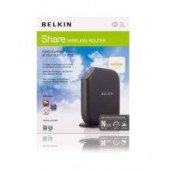 Router belkin share wireless c/modem n300 - f7d3402nt