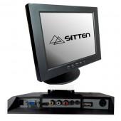 Sitten ST-1088 - Monitor 10, USD + HDMI + VGA + AV. COM STAND