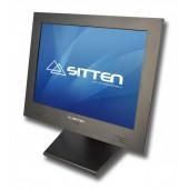 Sitten MT-1501 - Monitor TFT 15?? Touch, 5-Wire resistive Touchscreen. Totalmente dobrável na horizontal, USB