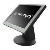 Sitten MT15 - Monitor TFT 15 Touch, USB, Tela industrial - 35 milhões de toques/cm2
