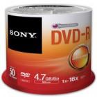 DVD-R 4.7GB Conjunto de 50 unid.