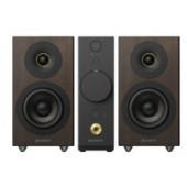 CAS1B - Sistema de Áudio de alta resolução, Tecnologia DSEE-HX, Colunas independentes compactas, Amplificador digital S-