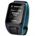 TomTom Runner2 Music - Preto/Azul (Tamanho bracelete L)