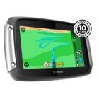 RIDER 410 Premium Pack - Suporte, carregador para automóvel, Bolsa de proteção e Solução antirroubo