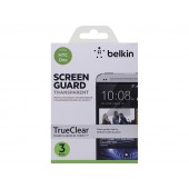 Protetor ecrã belkin htc one transparente 3 units f8m578vf3