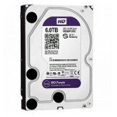 HDD 6TB AV PURPLE 64mb cacheSATA 6gb/s 3.5