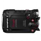 TG-Tracker Preta - inclui Adaptador acessórios Action Cam + punho - 7,2 Megapixéis, TruePic VII (4K), Ecrã LCD 3,8 cm /