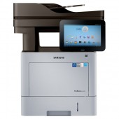ProXpress M4583FX - Multifuncional Laser Mono -45 ppm, CPU 1GHz, Flatbed c/ Fax (33.6Kbps), ADF, Ethernet 10/100/1000TX,