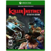 Xbox One Game Killer Instinct Definitive Edition