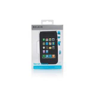 Capa belkin preta verve sleeve para iphone 4 f8z608cw