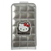 Bolsa hello kitty iphone 3g prata hkf3007