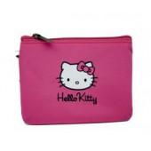 Bolsa hello kitty horizontal fucsia - hkf3017