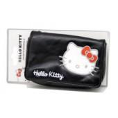 Bolsa hello kitty horizontal preta hkfm022 145x85