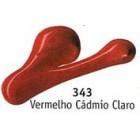 Acrilex ac. 59ml vermelho cad. claro