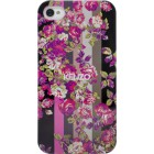 Tampa decorativa kenzo iphone 4 kila white