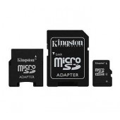 Cartao memoria 3 em 1 kingston 4gb