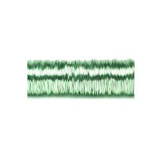 Arame verde 0.3mm. 50m. 30gr