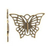 Bead borboleta (2 uni)