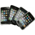 Bolsa tpu new mobile apple iphone 4 black