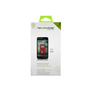 Protetor ecrã new mobile lg l90 - 2 peliculas