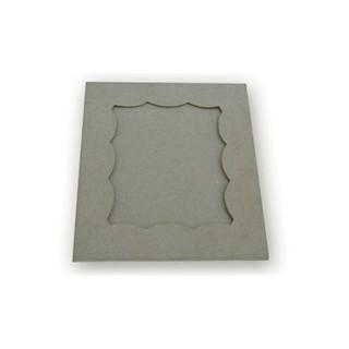 Moldura c/ 20.5x25.3 cm