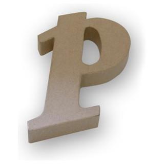 Letra p