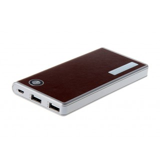 Powerbank pele new mobile 9000mah nm-pb9000 brown