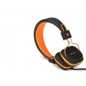 Headphone ngs stereo micro and call control orange