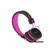 Headphone ngs stereo micro and call control pink