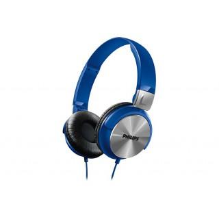 Headphone azul philips shl3160bl/00