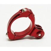 Suporte aluminio pequeno p/bicicleta p/gopro hero 3+/3/2/1 r