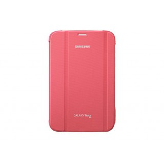 Book cover samsung ef-bn510bpegww galaxy note 8 berry pink