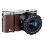 Smart camera nx3000+objectiva 16-5mm pz ev-nx3000bojpt brown