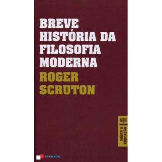 Breve história da filosofia moderna