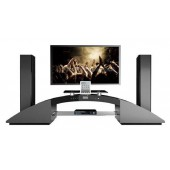 Tv stand home cinema soundvision sv2950 black