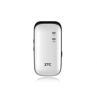 Telemovel ztc senior phone c320 white/white